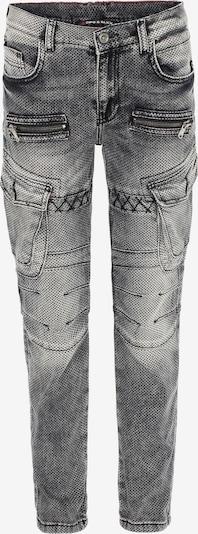CIPO & BAXX Jeans in de kleur Zwart, Productweergave