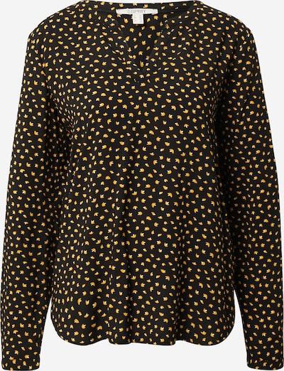 ESPRIT Tunika in gelb / schwarz, Produktansicht