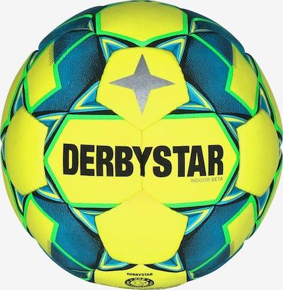 DERBYSTAR Fußball 'Beta' in blau / gelb / grün / schwarz, Produktansicht