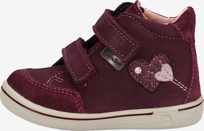 Pepino Chaussure basse en violet, Vue avec produit