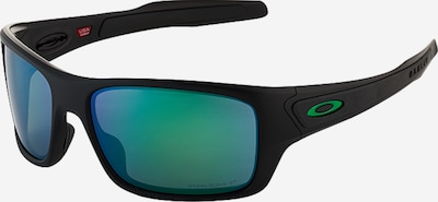 OAKLEY Lunettes de soleil sport 'TURBINE' en jade / noir, Vue avec produit