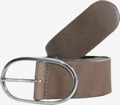 LEGEND Ledergürtel in grau, Produktansicht