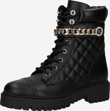 GUESS Lace-Up Ankle Boots 'Odyssa' in Black