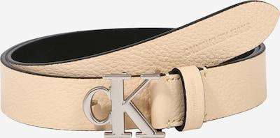 Calvin Klein Jeans Gürtel in creme, Produktansicht