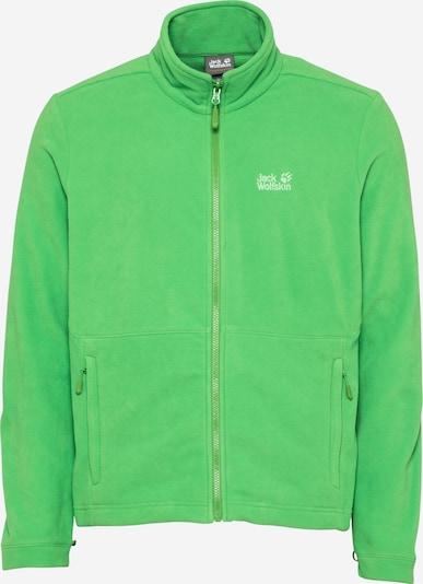 JACK WOLFSKIN Chaqueta polar funcional 'KIRUNA' en verde, Vista del producto