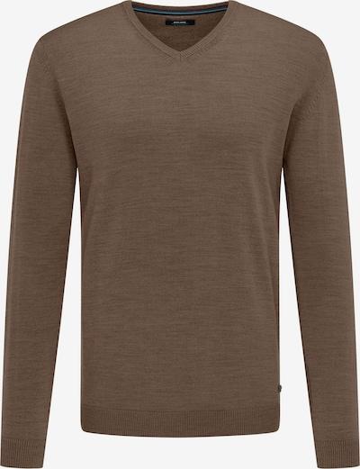 PIERRE CARDIN Pullover in braun, Produktansicht