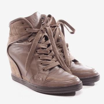 HOGAN Sneakers & Trainers in 36 in Brown