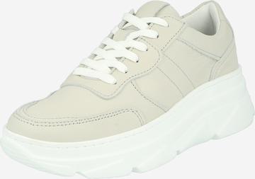 PS Poelman Sneakers in Beige