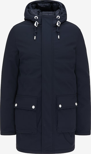 ICEBOUND Winterparka in de kleur Donkerblauw, Productweergave