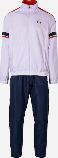 Sergio Tacchini Trainingsanzug 'Cryo Tracksuit' in blau / rot / weiß, Produktansicht