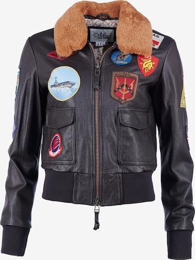 TOP GUN Winter Jacket in Black, Item view