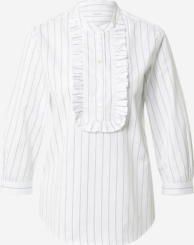 SEIDENSTICKER Блуза в тъмносиньо / бяло, Преглед на продукта