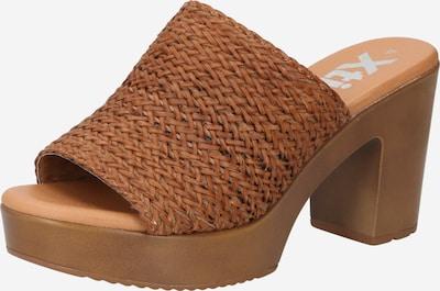 Xti Zapatos abiertos en chamois, Vista del producto