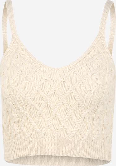 Top in maglia Miss Selfridge di colore crema, Visualizzazione prodotti