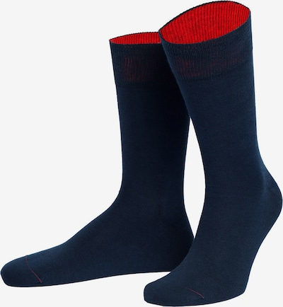 Von Jungfeld Socken in kobaltblau, Produktansicht