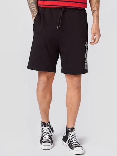 Pantaloni 'Doolio' HUGO di colore nero, Visualizzazione modelli