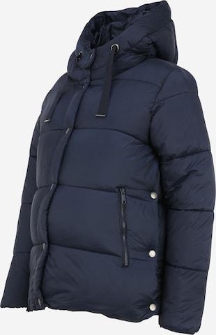 MAMALICIOUS Winterjas 'NOLO' in Blauw