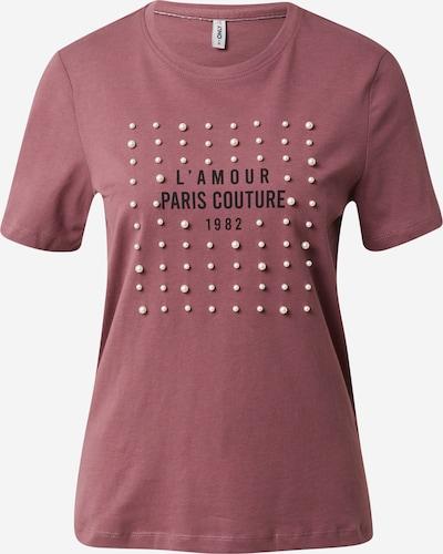 ONLY Tričko 'KITA' - pitaya / černá, Produkt