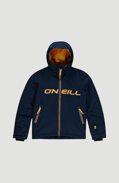 O'NEILL Sportjacke 'Volcanic' in navy / gelb, Produktansicht
