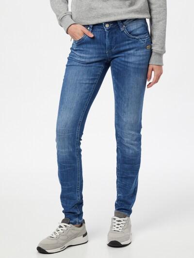 Gang Jeans 'NIKITA' in blue denim, Modelansicht