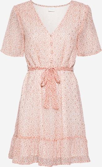 VILA Dress 'FALIA' in Cream / Coral, Item view