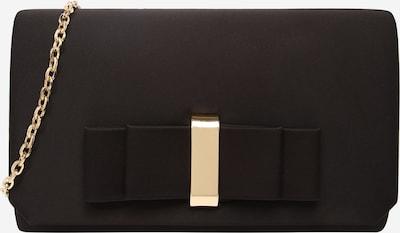 mascara Clutch 'BELL BOW II' in schwarz, Produktansicht