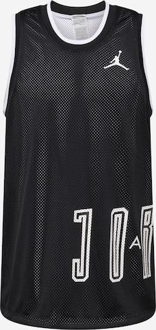 T-Shirt fonctionnel 'Sport DNA' Jordan en noir