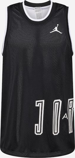 Jordan Shirt 'Sport DNA' in schwarz / weiß, Produktansicht