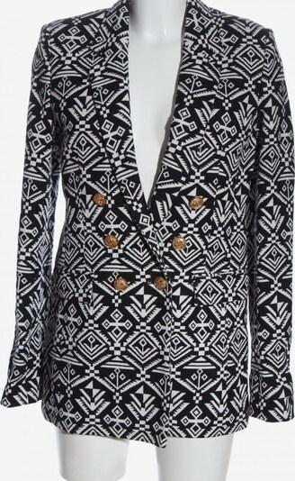 EDITED Klassischer Blazer in S in schwarz / weiß, Produktansicht