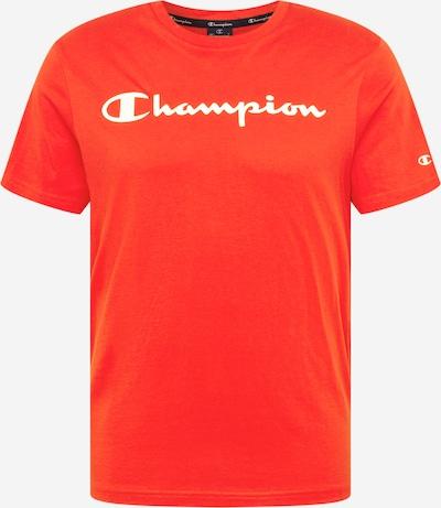 Tricou Champion Authentic Athletic Apparel pe roșu / alb, Vizualizare produs