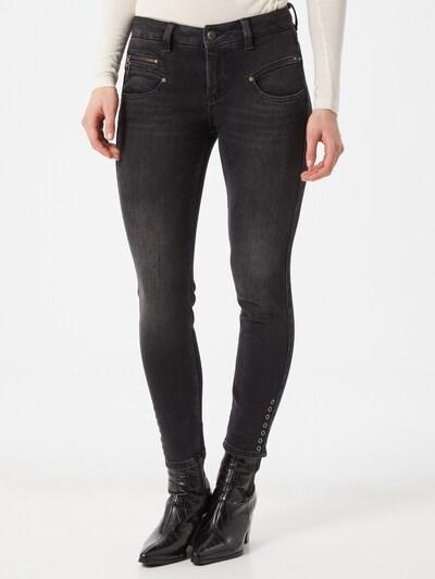FREEMAN T. PORTER Jeans 'Alexa' in schwarz, Modelansicht