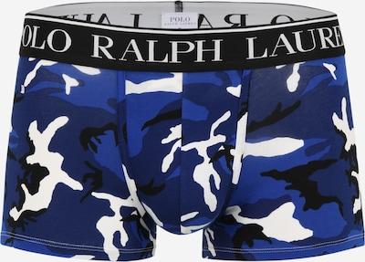 POLO RALPH LAUREN Boxerky - modrá / čierna / biela, Produkt