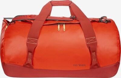 TATONKA Reisetasche in rot, Produktansicht