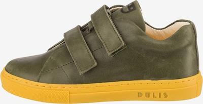 DULIS Sneaker in oliv, Produktansicht