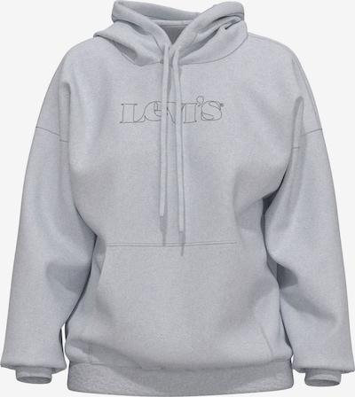 LEVI'S Sweatshirt in Light grey / Black, Item view