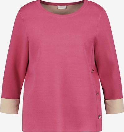 GERRY WEBER 3/4 Arm Pullover in pink, Produktansicht