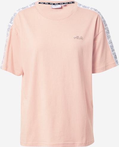 FILA Functioneel shirt 'JAKENA' in de kleur Perzik / Zwart / Wit, Productweergave