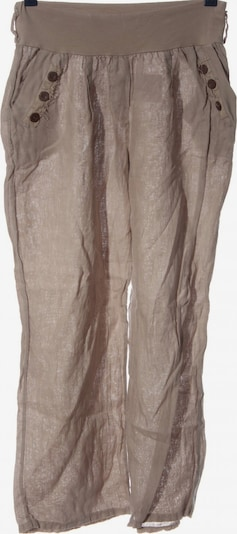 NEW COLLECTION Leinenhose in L in creme, Produktansicht