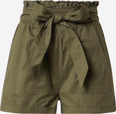 ONLY Shorts in dunkelgrün, Produktansicht