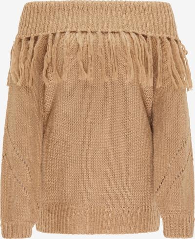 usha FESTIVAL Pullover in beige, Produktansicht