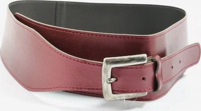 Kenny S. Gürtelschnalle in XS-XL in rot, Produktansicht