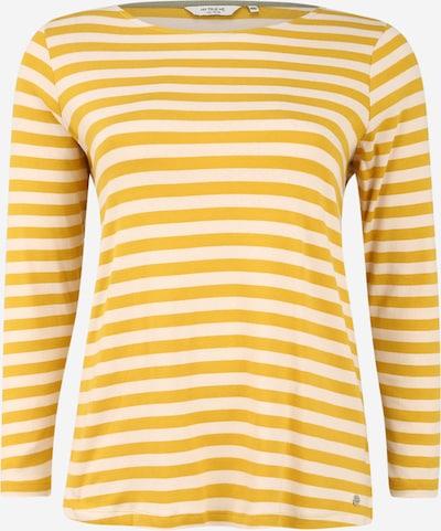 MY TRUE ME Shirt in gelb / weiß, Produktansicht