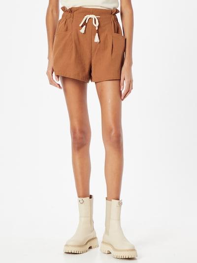 DeFacto Shorts in hellbraun, Modelansicht