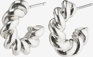Pilgrim Ohrringe 'Gabrina' in Silber