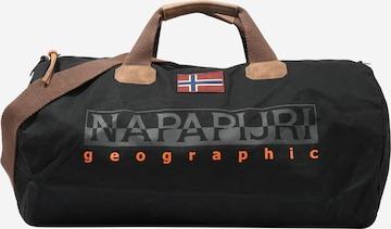 NAPAPIJRI Reisebag 'BERING 2' i svart