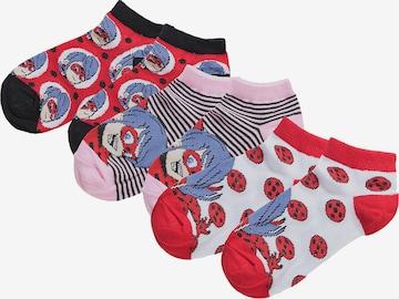 Miraculous Socken in Mischfarben