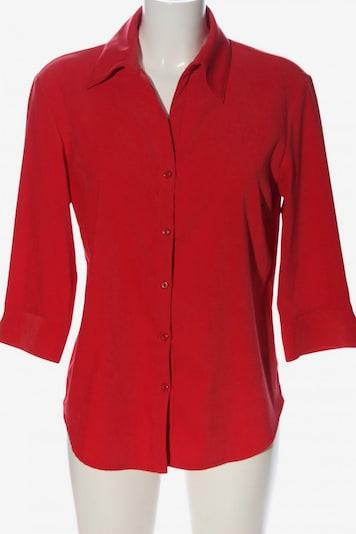 Kingfield Langarmhemd in M in rot, Produktansicht