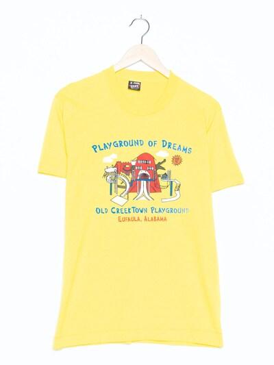 BEST T-Shirt in M-L in gelb, Produktansicht