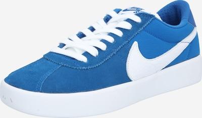 Nike SB Zemie brīvā laika apavi karaliski zils / balts, Preces skats