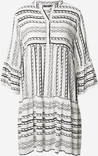 ZABAIONE Μπλουζοφόρεμα 'Lisa' σε μαύρο / λευκό, Άποψη προϊόντος
